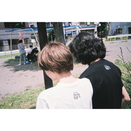 ● ( ein ) × ごめん「 Until then 」 黒T
