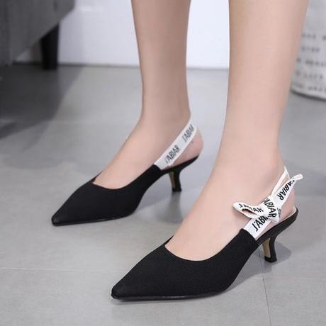 Logo high heels