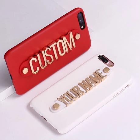 SimpleオーダーメイドiPhone case