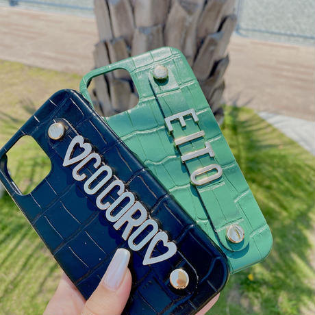 CrocooオーダーメイドiPhone case