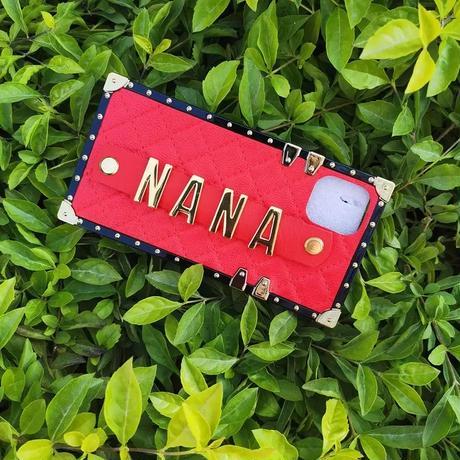 Box型オーダーメイドiPhone case