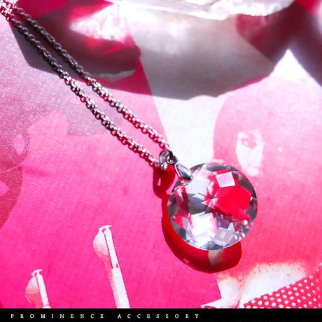 【天然石 | ラウンド・天然水晶・シルバー925・シンプルペンダント】守護・開運・心身浄化・パワーストーン