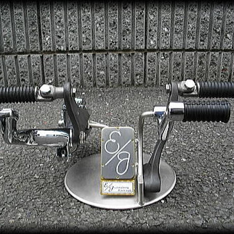 Ductile Cast Iron THE「東京STEP」Mid-High Mount Bracket Kit