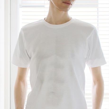うっすらと筋肉が見える妄想マッピングTシャツ