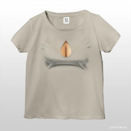 妄想ドロップTシャツ/ GRAY