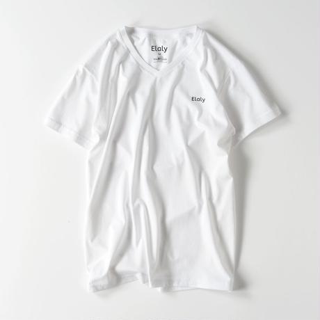 ElalyオリジナルTシャツ(白)