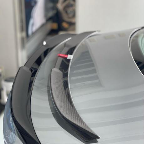G80 M3 カーボンリアスポイラー G20 3シリーズセダン流用可