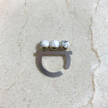 Ear cuff(3 stone)