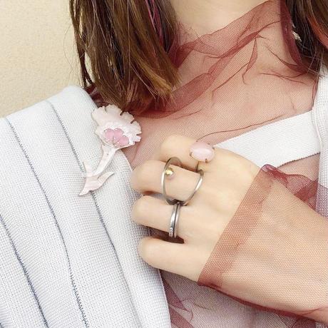 flower  brooch  ~Carnation~