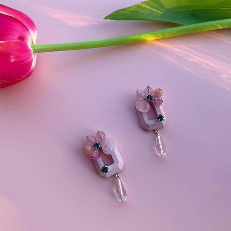 Water drops Earrings
