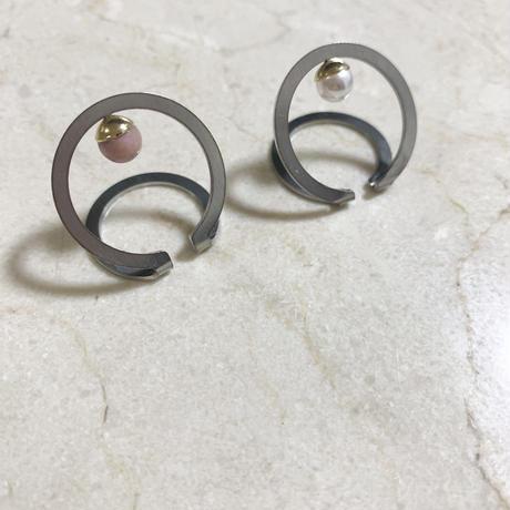 Ear cuff(circle 2way)