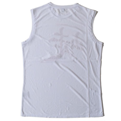 Trail Running Sleeveless(White) E1204311