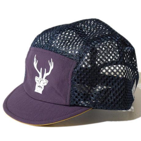 Deer Jet Cap(Purple)