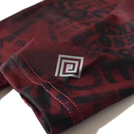 Euphoria Arm Cover(Burgundy)