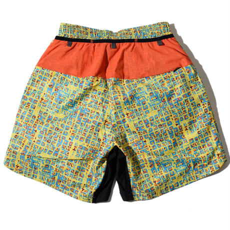Pietri Shorts(Lime) E2104511