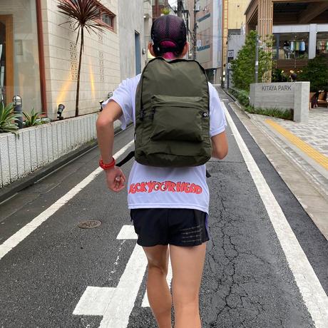 Commute Run Ruck(Olive/NewType) E8000219