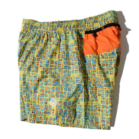 Dorando Bernard Shorts(Yellow) E2104611