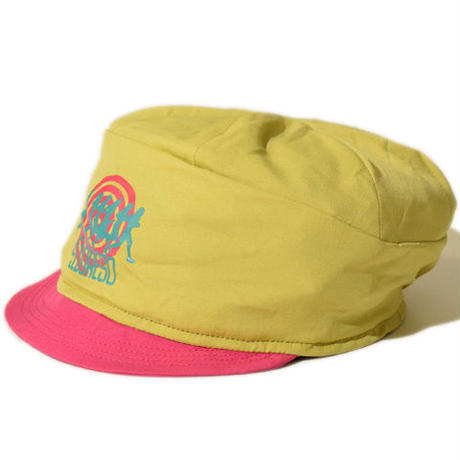 Kerchief Cap(Yellow)