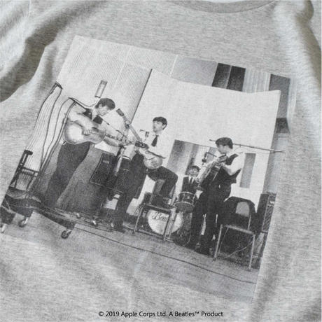 Beatles T(Gray)