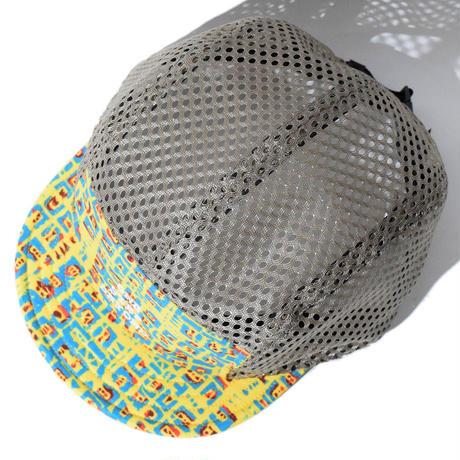 Pietri Short Brim Cap(Lemon) E7006511