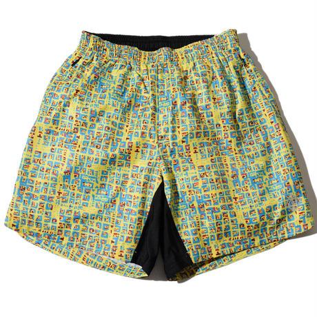 Pietri Shorts(Lime) E2104511
