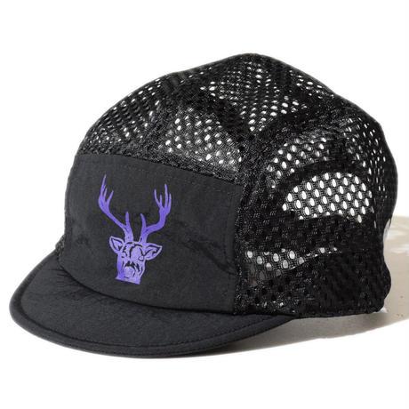 Deer Jet Cap(Black)