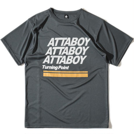 ATTABOY T(Charcoal)