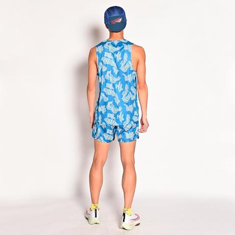Pietri Shorts(Blue) E2104511