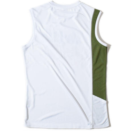 Illusion Sleeveless T(White) E1203520