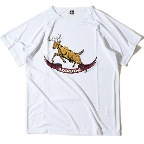 Deer Raglan T(White) E1003729