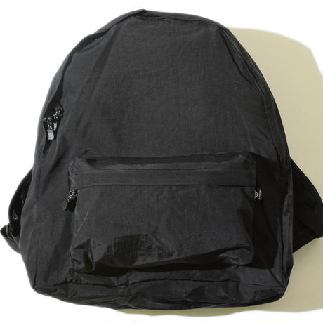 Wide Large Commute Run Ruck(Black)