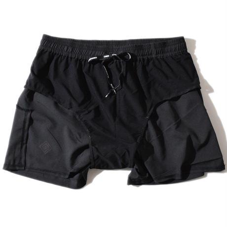 Bernard Shorts(Black) E2103620