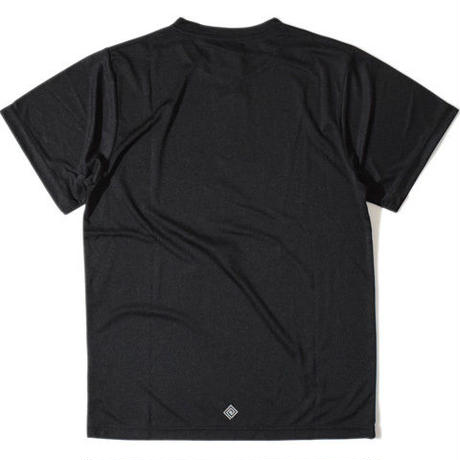 Second Trail Running T(Black)