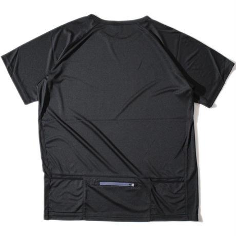 Long Vacation Raglan T(Black) E1005120