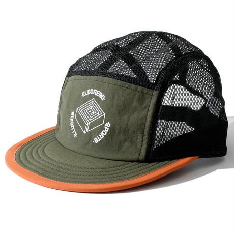 Waitz Mesh Cap(Olive) E7004610