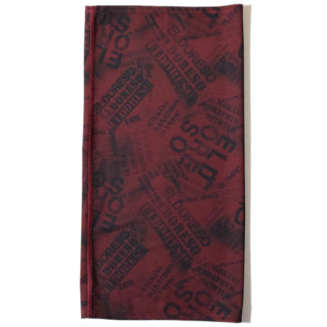 Euphoria Neck Warmer(Burgundy)