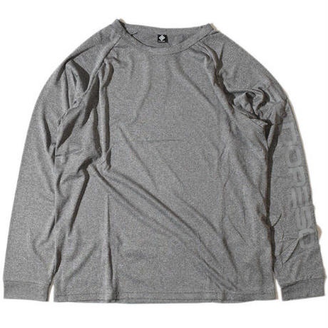 Raglan PK Long T(Gray) E1100127