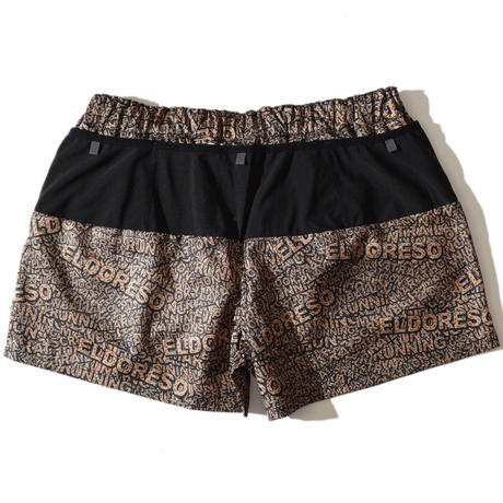 Egorova Dagger Shorts(Brown) E2103410