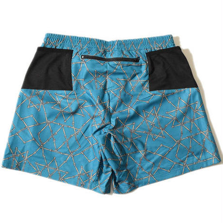 Raise Buggy Pants(Blue)
