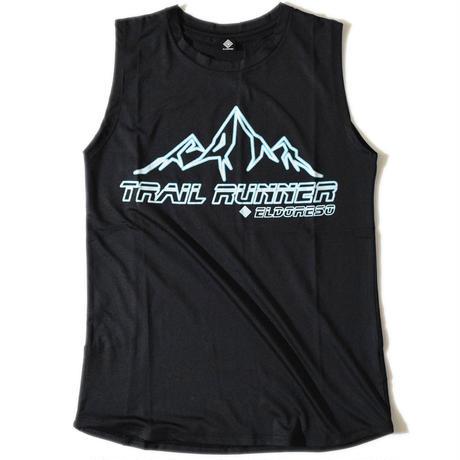 Trail Runner Sleeveless T(Black)