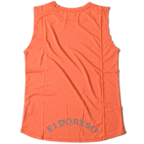Seven Days Sleeveless T(Orange) E1201629