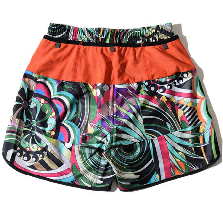 Lidia Shorts(Green) E2104311