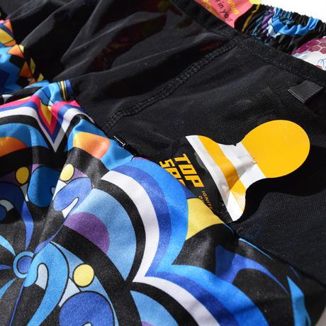 Lidia Shorts(Blue) E2103110