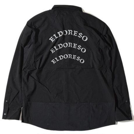 Mightiness PK Shirt(Black) E5100127