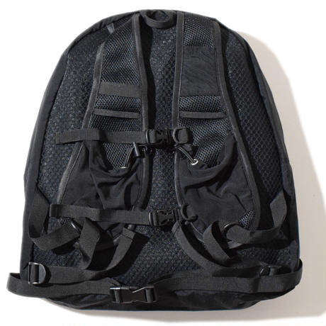 Wide Large Commute Run Ruck(Black) E8000429
