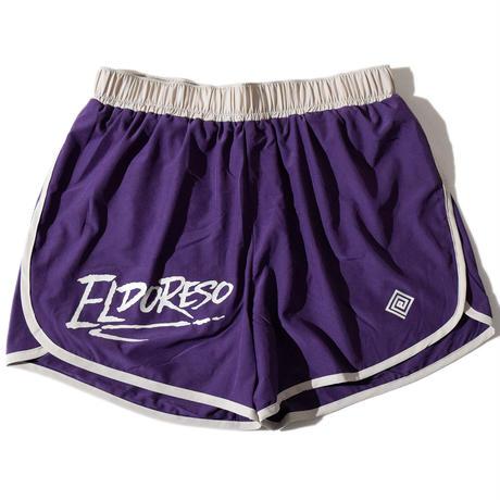 Densamo Shorts(Purple) E2104111