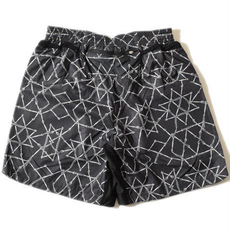 Raise Trail Pants(Black)