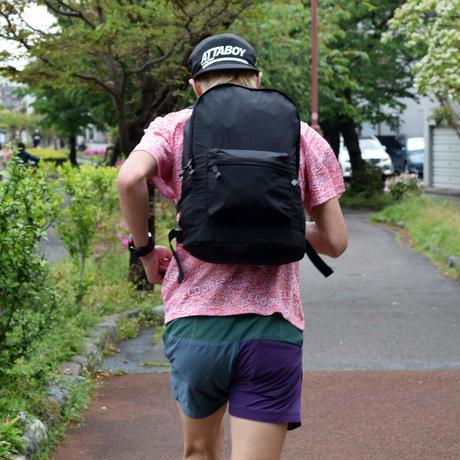 Commute Run Ruck(Black) E8000219