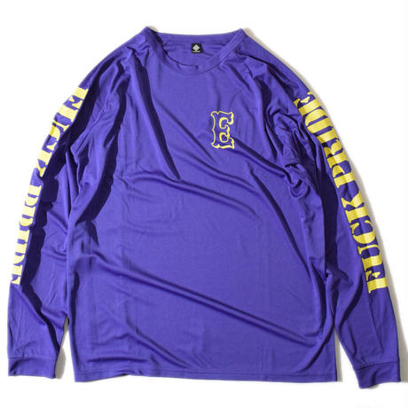 Pride Raglan Long T(Purple)