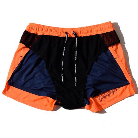 Thunder Earnest Shorts(Navy) E2104411